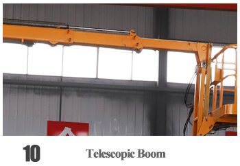 Trailer Mounted Boom Lift10