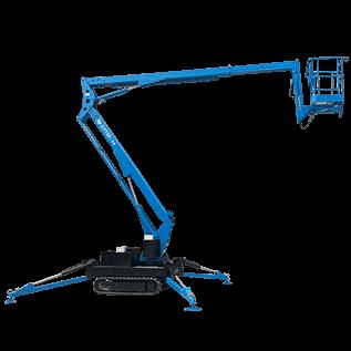 all terrain Self-Propelled Crawler Boom Lift (1)